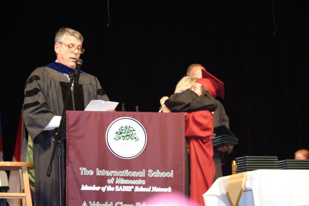 Graduation…