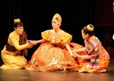 King and I 2010